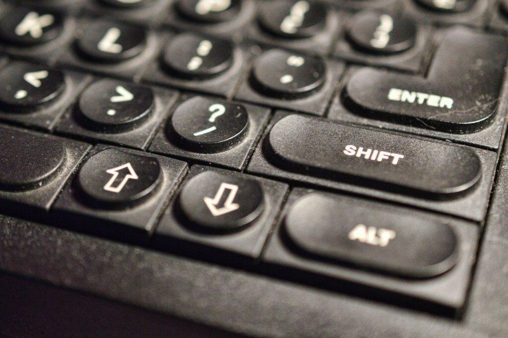 Sinclair QL Keyboard