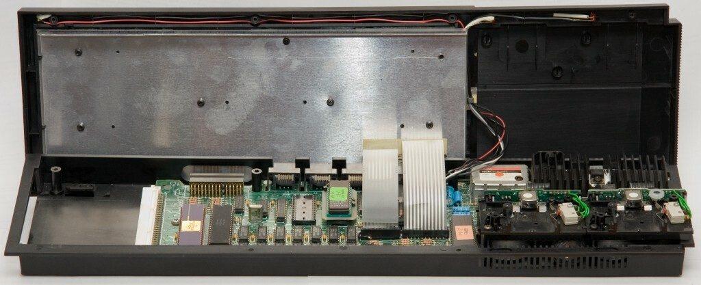 Sinclair QL Motherboard