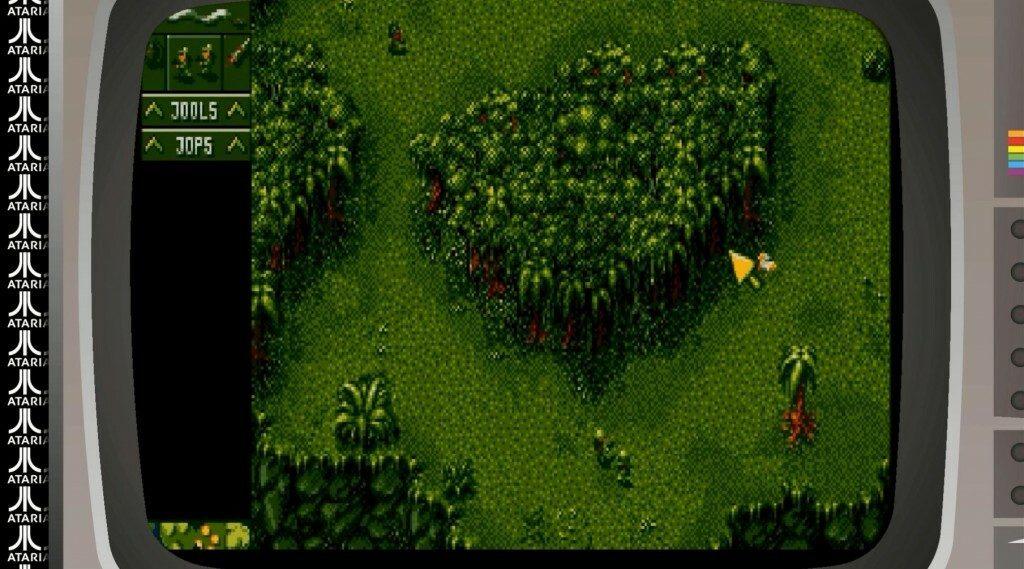 Cannon Fodder Atari ST