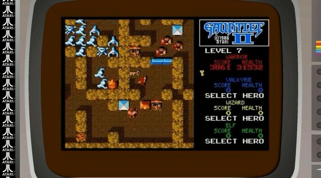 Gauntlet 2 Atari ST