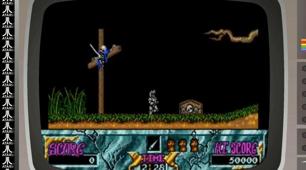 Ghouls & Ghosts Atari ST