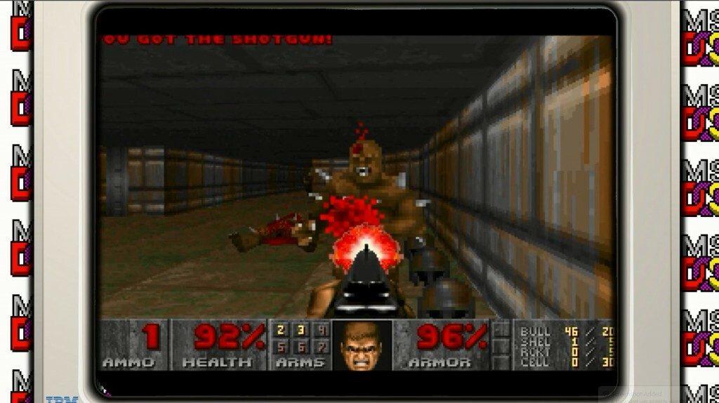 Doom for DOS