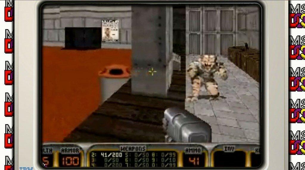 Duke Nukem 3D for DOS