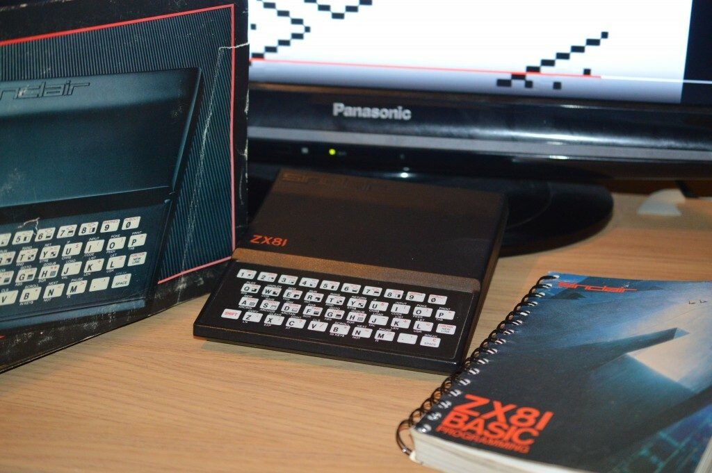 Sinclair ZX Box and Computer