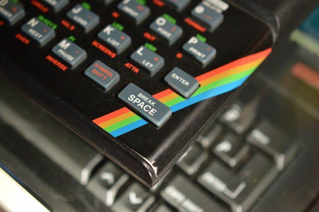 Sinclair Spectrum and +3