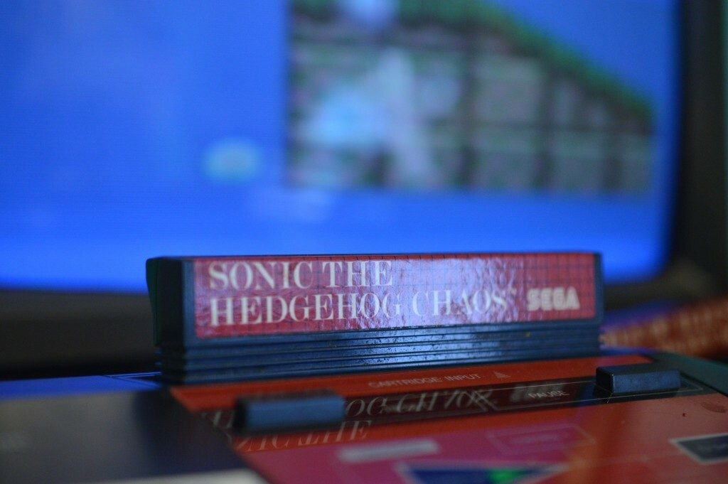 Sonic the Hegehog MS