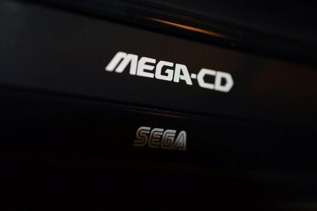 Mega CD Front