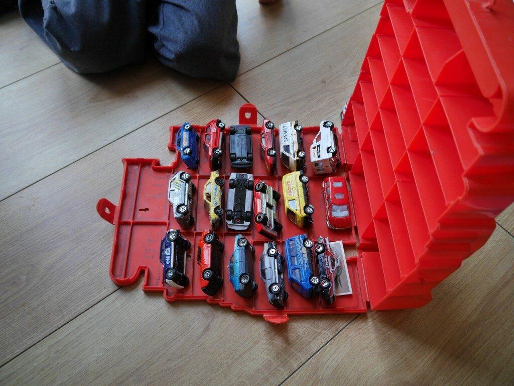 80s Dinky Cars