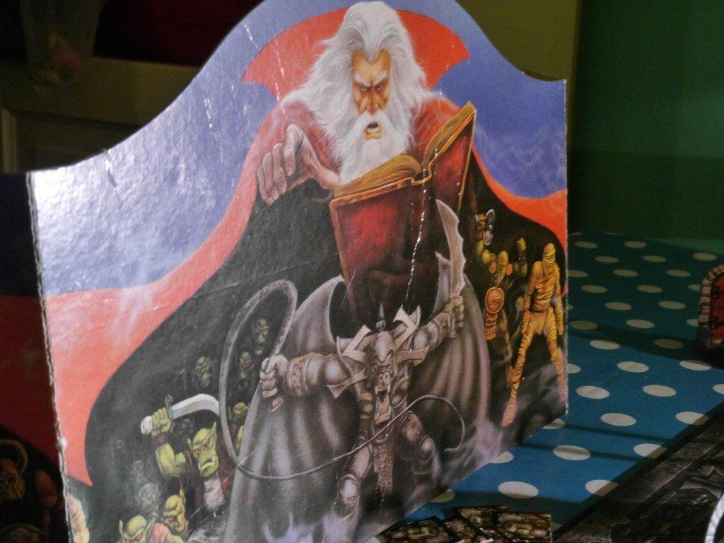Hero Quest Wizard