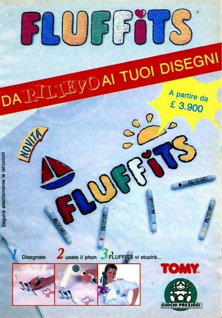 Fluffits Pens