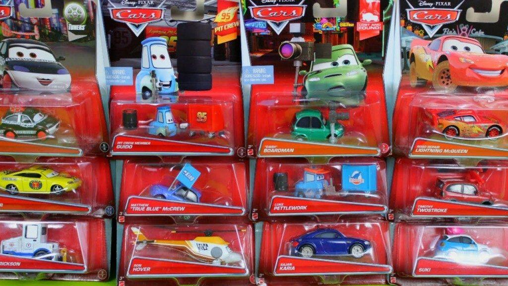 Disney Cars Models