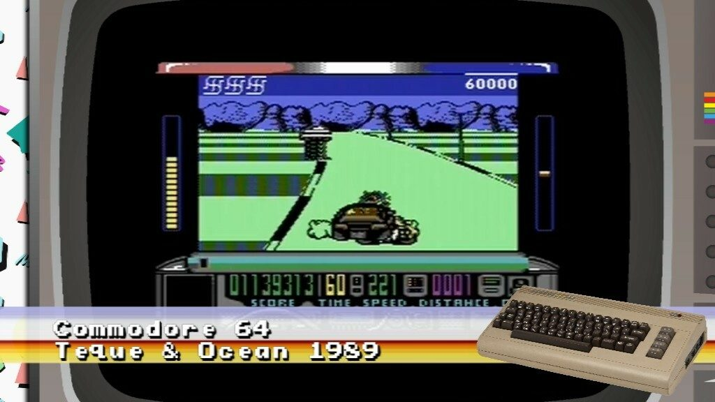 Chase HQ C64