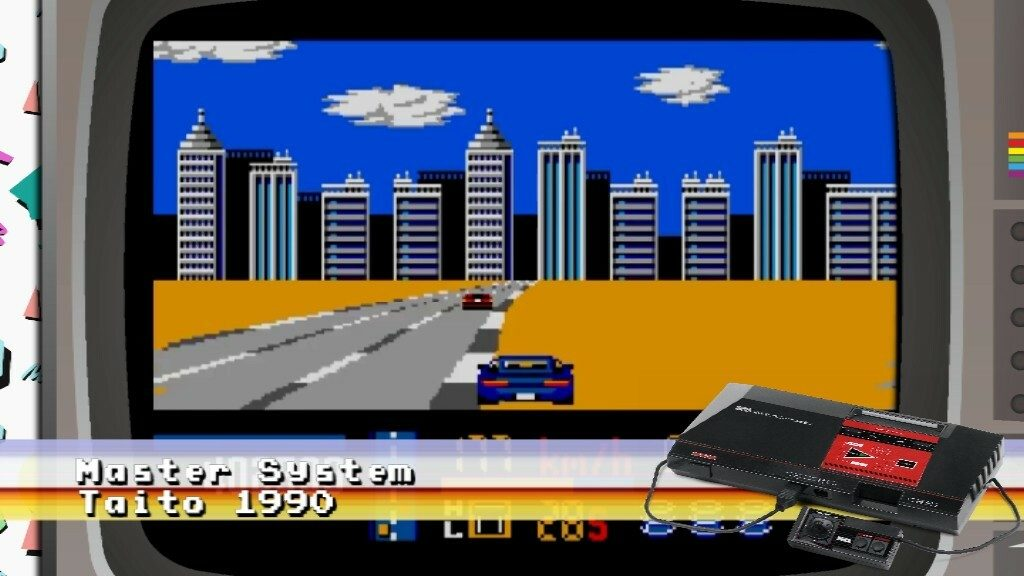 Chase HQ Master System