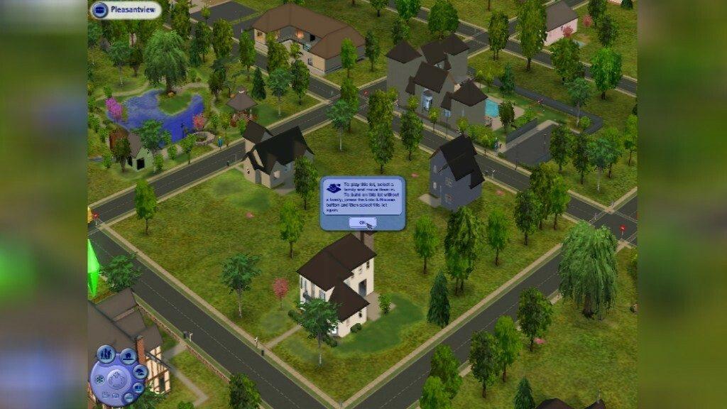 Sims 2 Neighbourhood