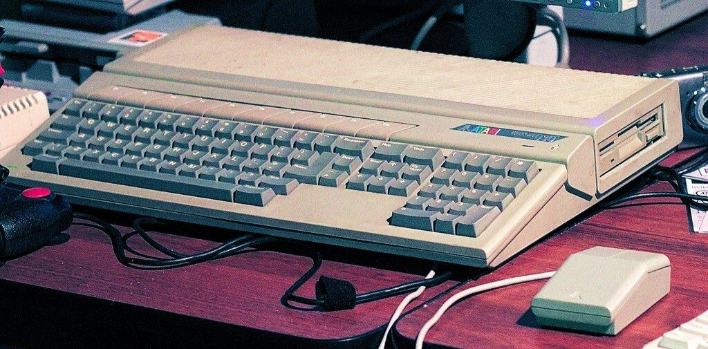 An Atari Falcon