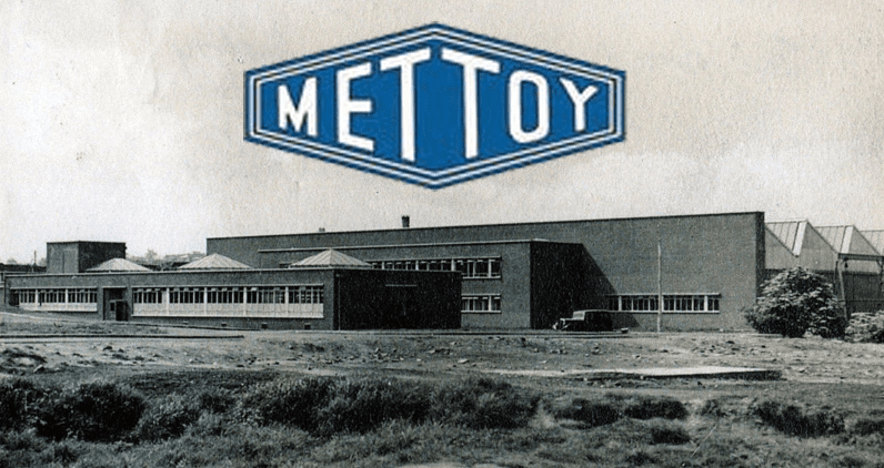 The Mettoy Factory