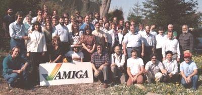 The Amiga Team