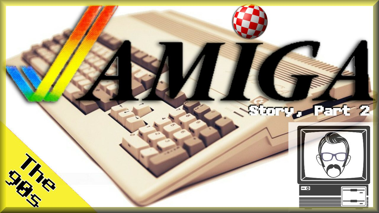 Amiga Story Pt 2