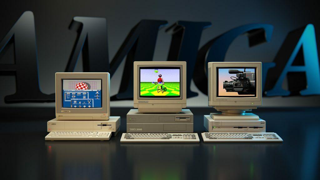 Enter the Amiga 3000