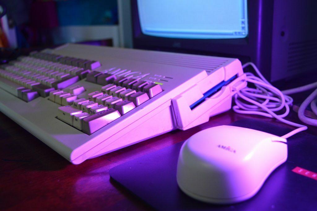 The Amiga 1200