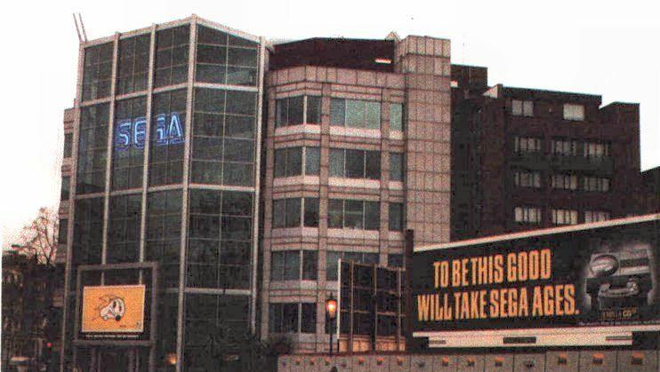 Commodore's Famous Sega Slating Advert