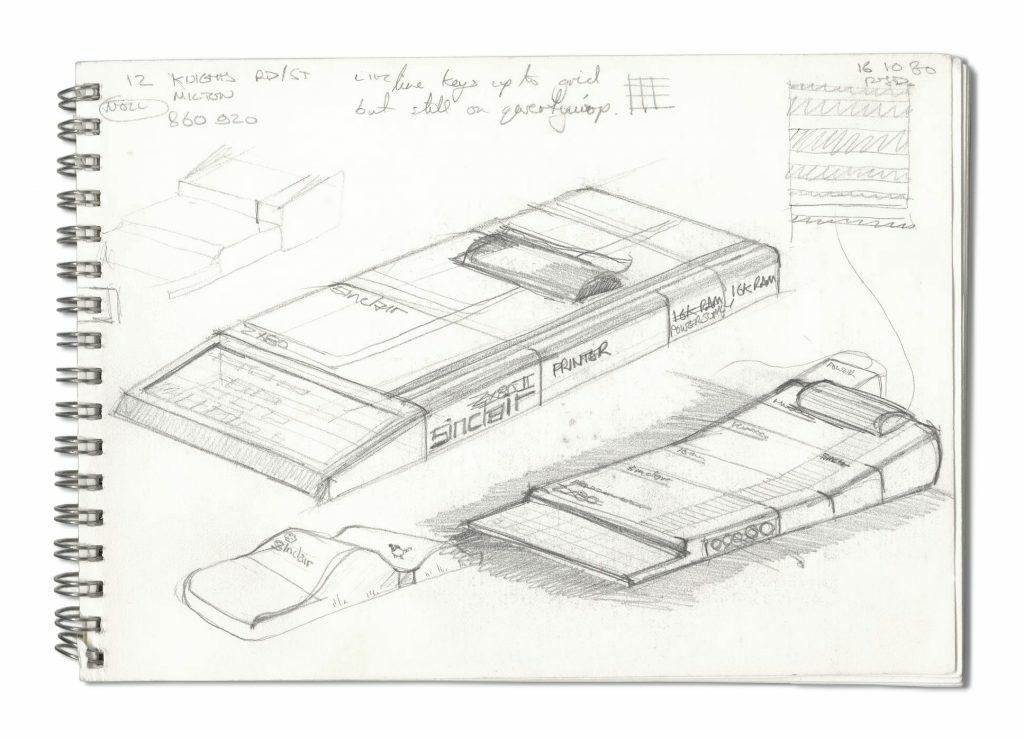 ZX81 Concept Design